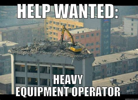 Caterpillar Equipment Memes