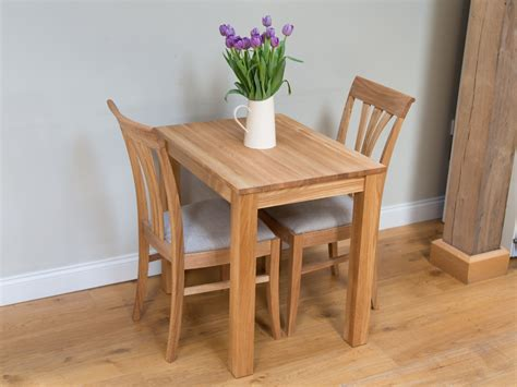 2 Seater Kitchen Table Set by Oak Kitchen Table Chair Dining Set From Top Furniture