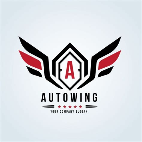 Auto Logo Eagle by Car And Automotive Logo With Eagle And Wing Symbol Logo