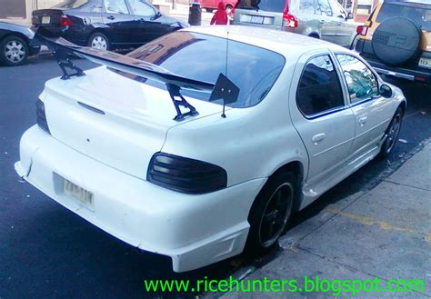 honda ricer wing rice hunters ricers part 11