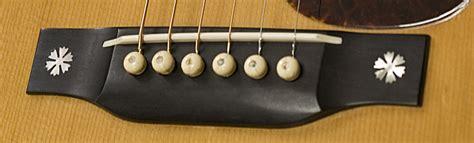 Martin Style 6 Bridge For Steel String Acoustic Guitar the bridge to somewhere the evolution of martin bridges