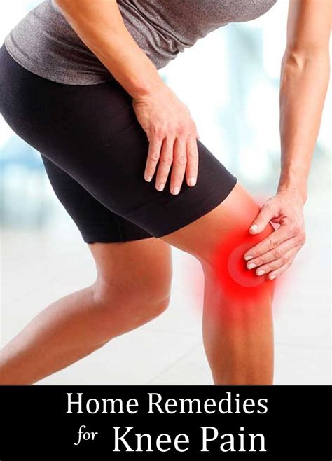 7 home remedies for knee care health