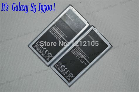 Baterai Samsung S5 Batre Baterei Battery Limited china mobile phone battery for samsung galaxy s5 i9600