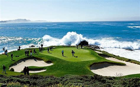 pebble beach 11 golf courses with the best views in the world blog
