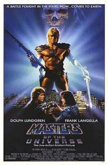 masters of the universe film wikipedia