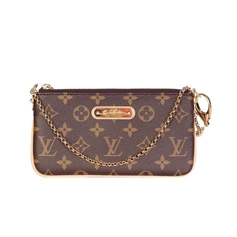 Louis Vuitton Giveaway Louis Vuitton Multicolore Pouchette Mm by Louis Vuitton Monogram Pochette Milla Mm Luxity