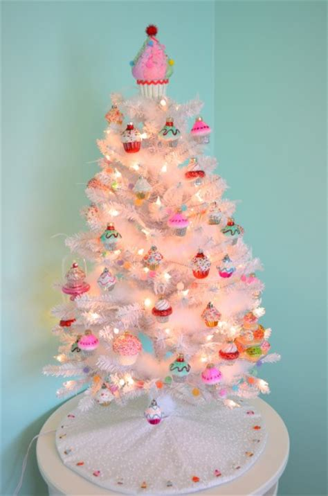 cupcake themed christmas tree hello nutritarian