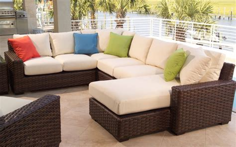 outdoor sofa cushion serta at home laguna outdoor sofa