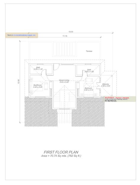 Kerala Home Plan Elevation And Floor Plan 2254 Sq Ft | kerala home plan elevation and floor plan 2254 sq ft