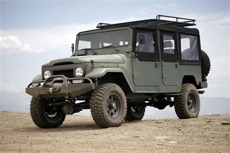 icon fj40 4 door 4 door fj cruiser autos post