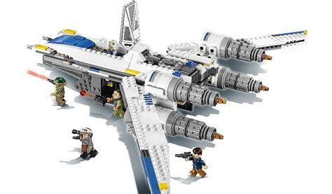 Lego Starwars 75155 Rebel U Wing Fighter lego wars rebel u wing fighter 75155