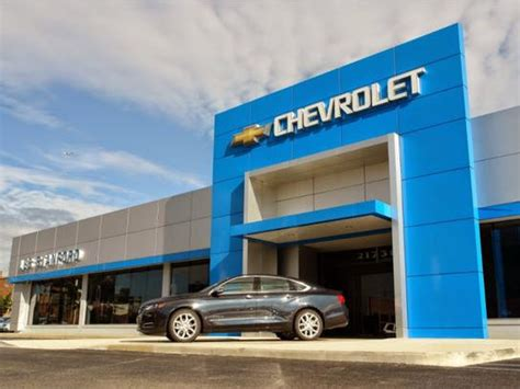 les stanford chevrolet dearborn les stanford chevrolet car dealership in dearborn mi