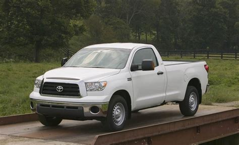 Toyota Tundra Gallery Car And Driver