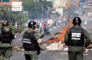 imagenes protestas en venezuela la masiva protesta y fuerte represi 243 n en venezuela del