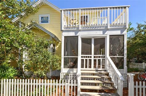 Seaside Florida Cottage Rentals by Cottage Rental Agency Seaside Florida In Santa Rosa