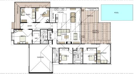 the floorplan doing our block