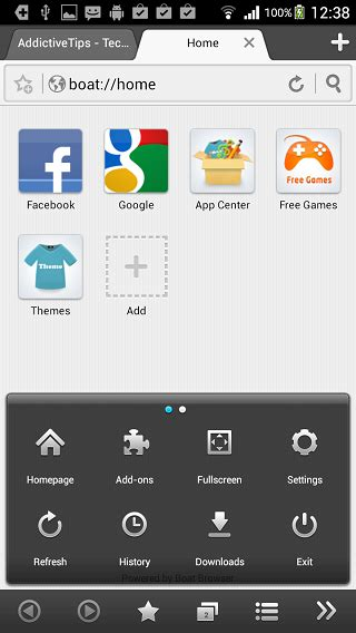 boat browser import bookmarks 10 best web browsers for android