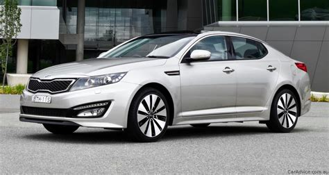 Kia Optima 2011 Reviews Kia Optima Review Caradvice