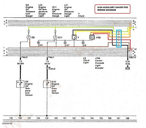 audi a4 instrument cluster wiring diagram wiring diagram