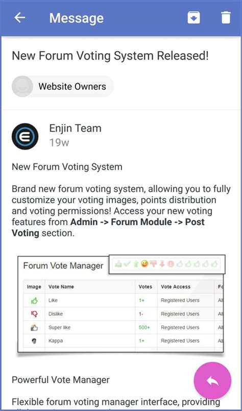 mobile forums enjin mobile app released for ios android