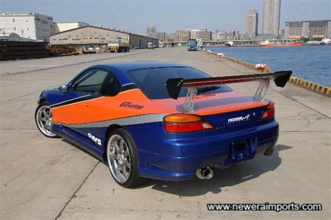 nissan silvia fast and furious mona lisa and tokyo on pinterest