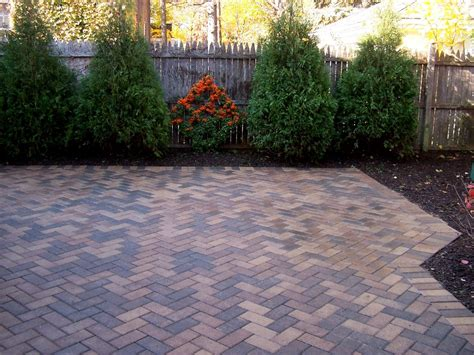 Types Of Patio by Different Types Of Patio Pavings Goodworksfurniture