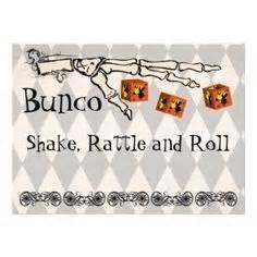 halloween themed bunco girls night in invitation wording ideas ladies nights