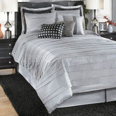 silver bedding lilith silver bedding set signature