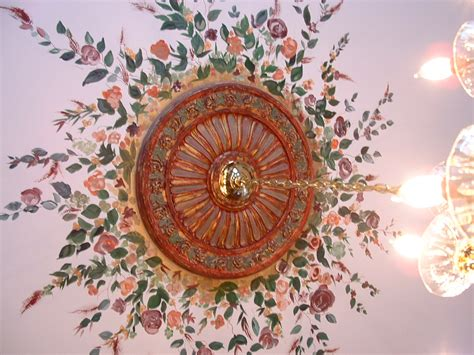 painting a ceiling medallion ceilings ceiling medallions house painter painting