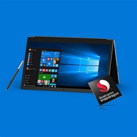 Hp Lenovo E pc mobile con windows 10 e processore snapdragon asus hp