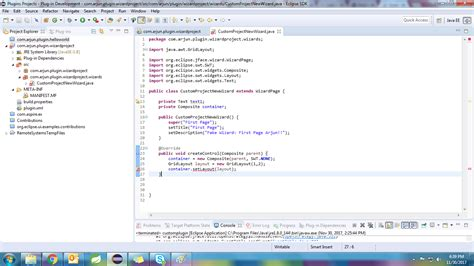 java swt gridlayout java unable to set gridlayout to a composite container