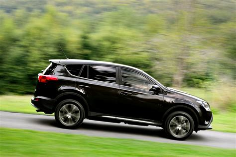 Toyota Rav Fuel Consumption Low Fuel Consumption And Torque From Batteries Toyota