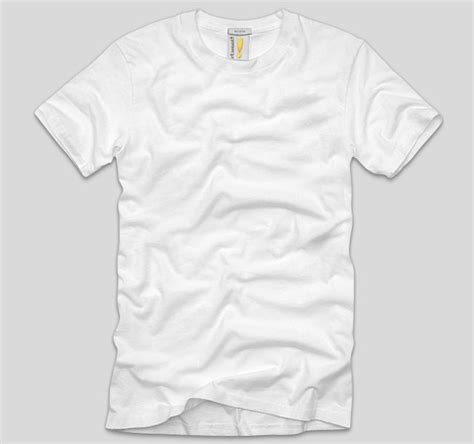 White Blank T Shirt Template Psd Free Download T Shirt Template T Shirt Mockup Template