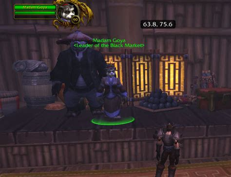 black market auction house black market auction house location wow