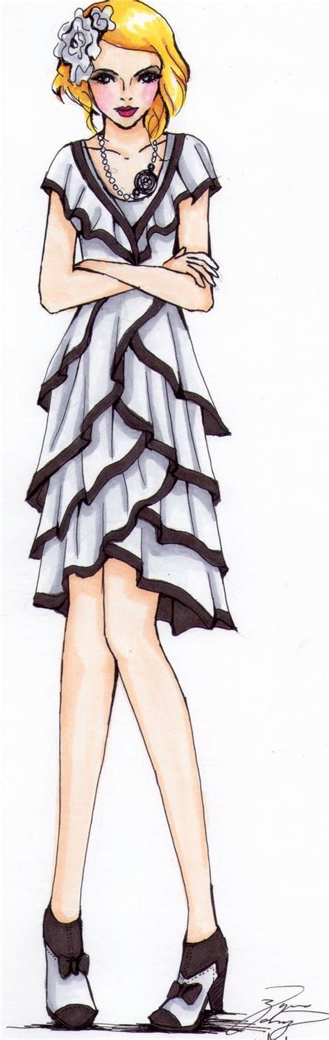 fashion illustration meaning in 1000 images about facts drawings on