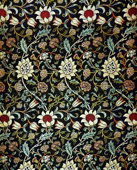 floral pattern artists william morris the mind of a visionary artist memento