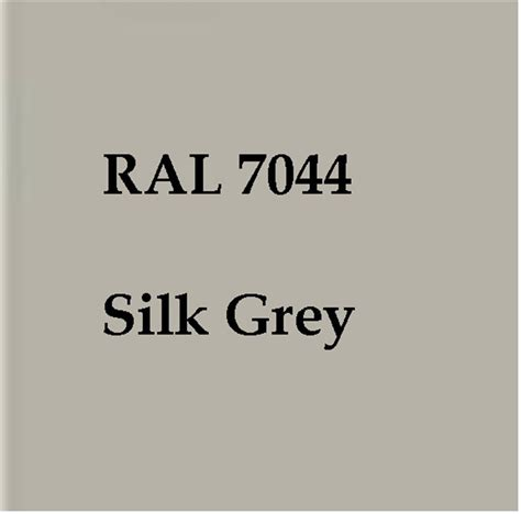 ral 7044 high quality cellulose paint silk grey 2 5l free strainer tack rag ebay