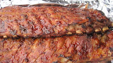 Bbq Country Style Ribs Recipe - easy oven baked bbq ribs at home with vicki bensinger