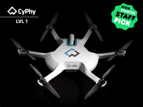 Drone Cyphy cyphy lvl 1 drone robohub