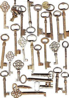 Lock And Key And Notepassing by Fashioned Key And Lock