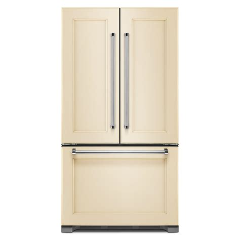 kitchenaid refrigerator door counter depth kitchenaid krfc302epa 22 cu ft counter depth