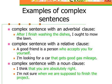 sentence pattern it is a hybrid car making complex sentences ppt video online download