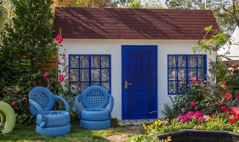 arredamento giardino fai da te arredo giardino 3 idee fai da te originali di riciclo