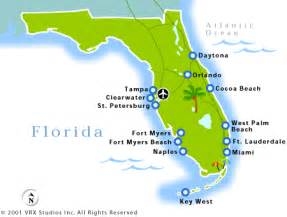 florida west coast cities