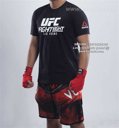 Kaos Aesthetics Fightmerch jual kaos ufc fight las vegas sms wa 085786299268 grosir tutorial