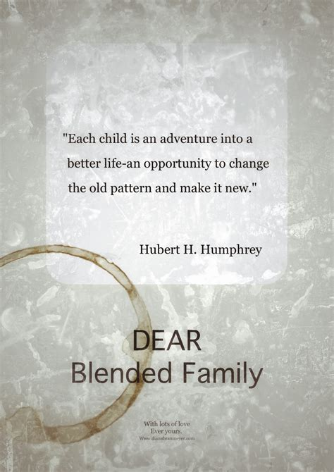 quotes for in inspirational quotes for blended families quotesgram
