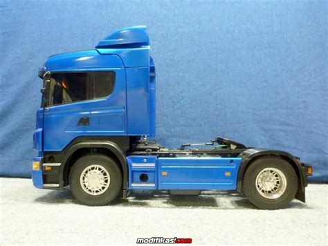 Harga Tamiya Modifikasi by Bekas Jual Rc Tamiya Scania R470