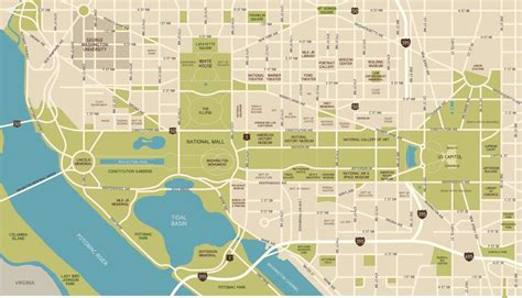 washington dc map national mall national mall maps directions parking and more