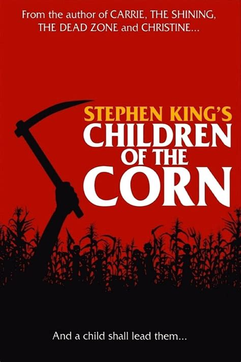 the cornfield books 31 days of horror all on netflix