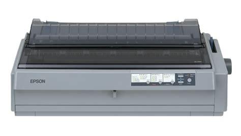Harga Dot Matrix Epson printer epson lq 2190 spesifikasi dan harga